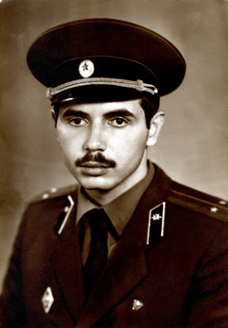 И стал я лейтенантом, 1984 год