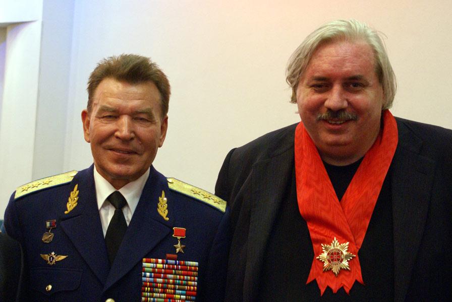 с Николаем Антошкиным