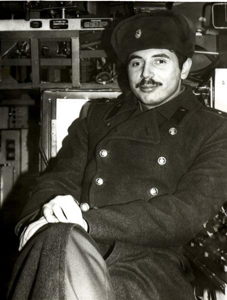 На боевом дежурстве, зима 1986 года