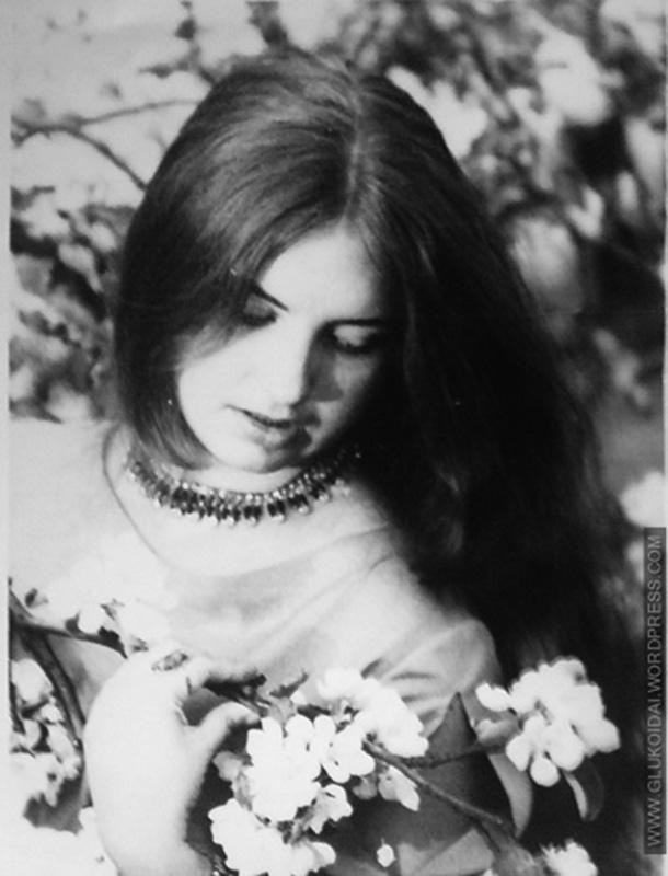 Светлана Серёгинайте, 1972 год