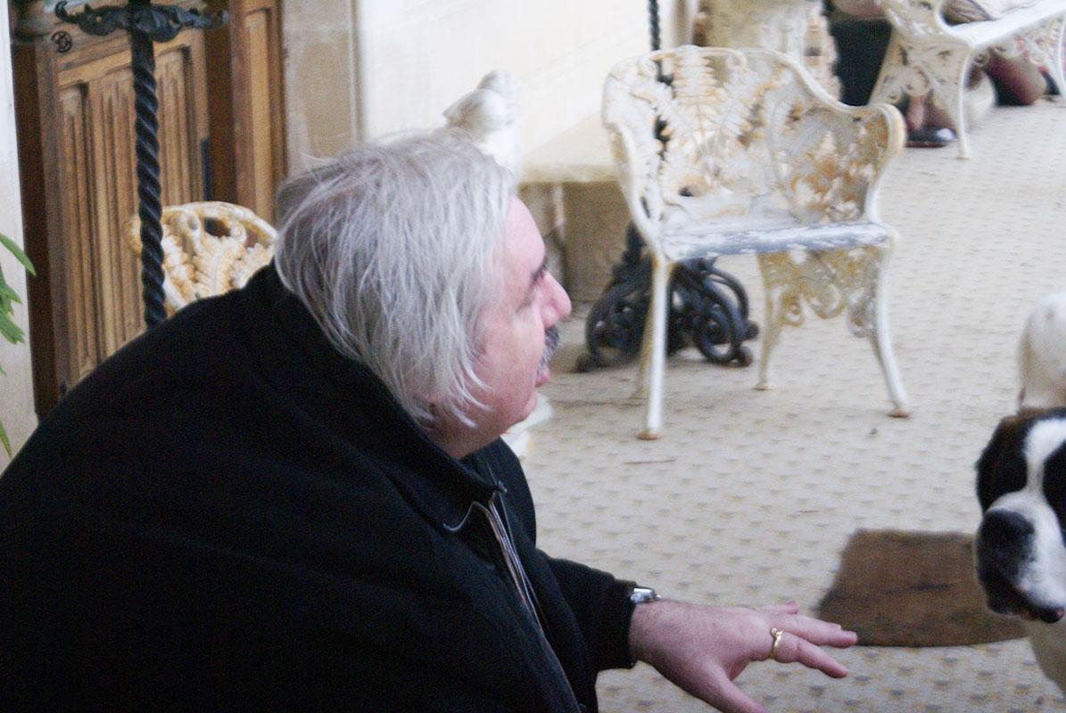 Николай Левашов с Кори