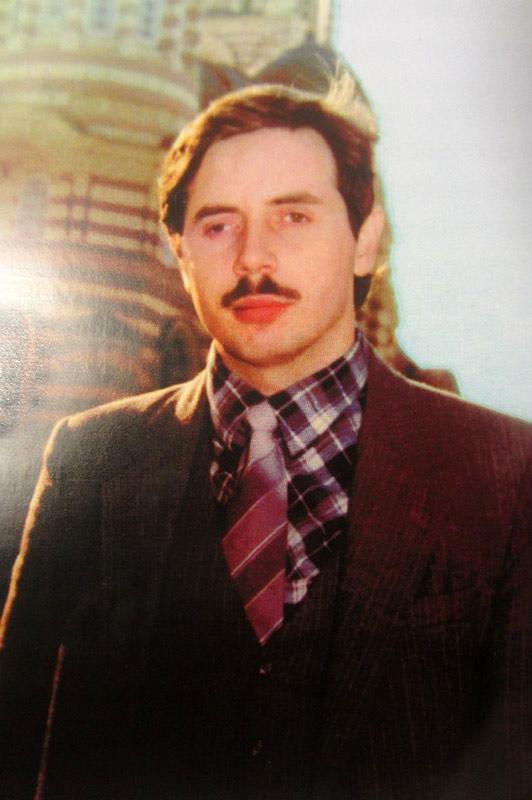 Николай Левашов в Харькове