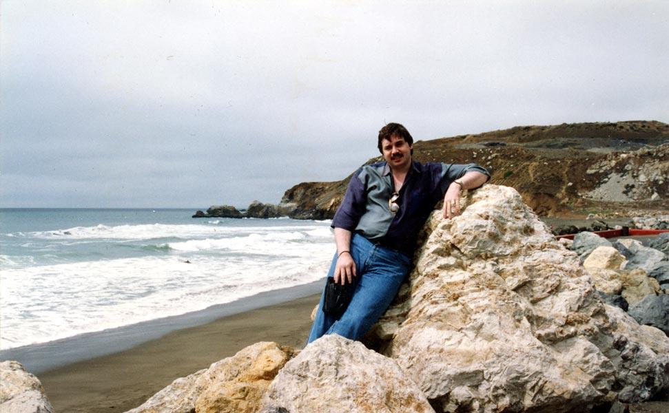 И на тихом океане... 1993 год