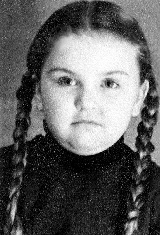 Светлана Серёгина