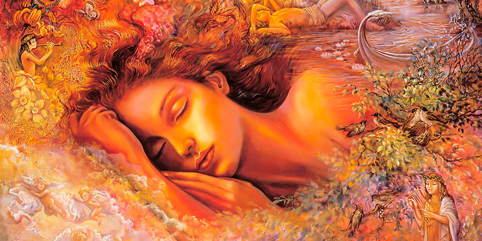 Besser schlafen - Zirbeldrüse- & Nervensystem-Heilung
