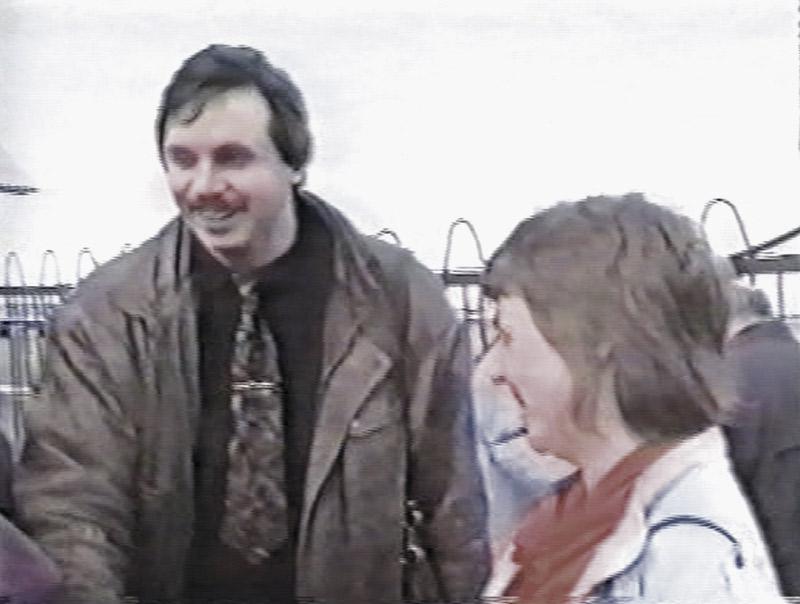 Николай Левашов в Архангельске