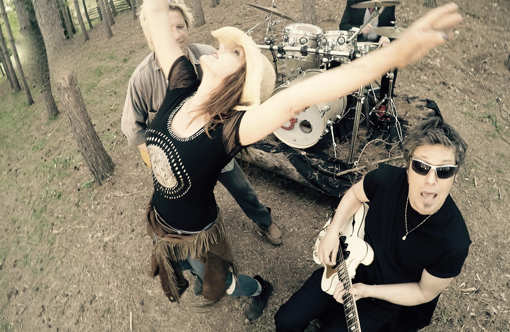 Video shoot May 2015