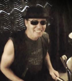 Mike Mann (drums)