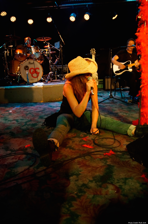Jane Sowerby Rockpile Aug. 27, 2015