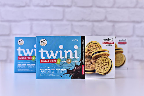 Твини Ванила Без Шеќер 48 порции х 44г