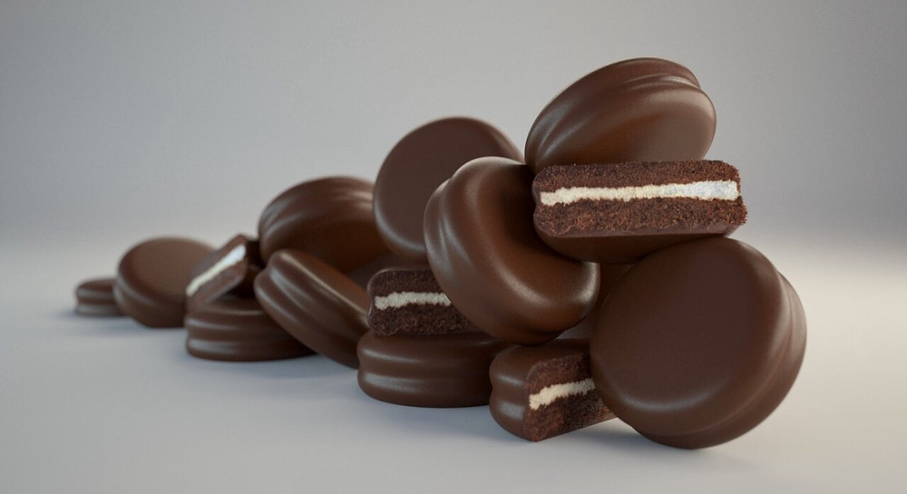 Chocolate sandwich cookies_new_brand_3d