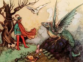 太陽を喰らう竜、月を呑む悪魔