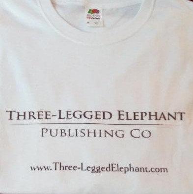 Three-Legged Elephant Publishing Co Tee