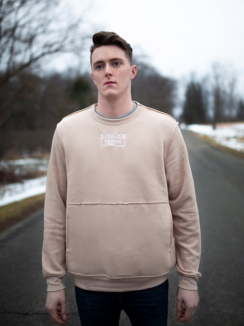 Heather Oat Pullover