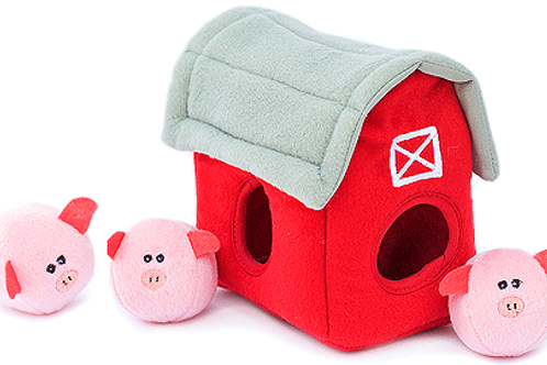 Zippy Burrow Pig Barn