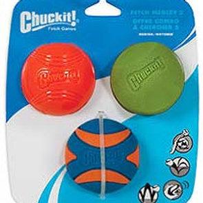 Chuck It Fetch Medley 3-Pack