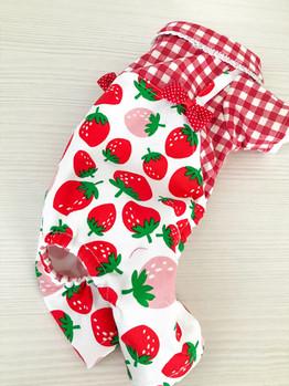 イチゴちゃんオーバーオール