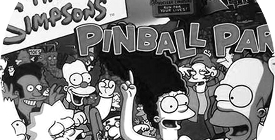 The Simpsons Pinball Party
