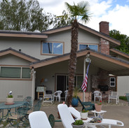 American River exterior painting project