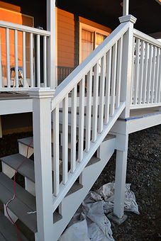 Northern California Deck Painting
