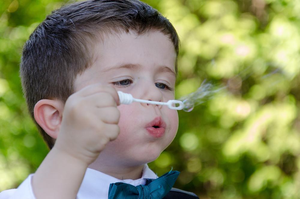 Kids at weddings - Harrison Baker Wedding Photography