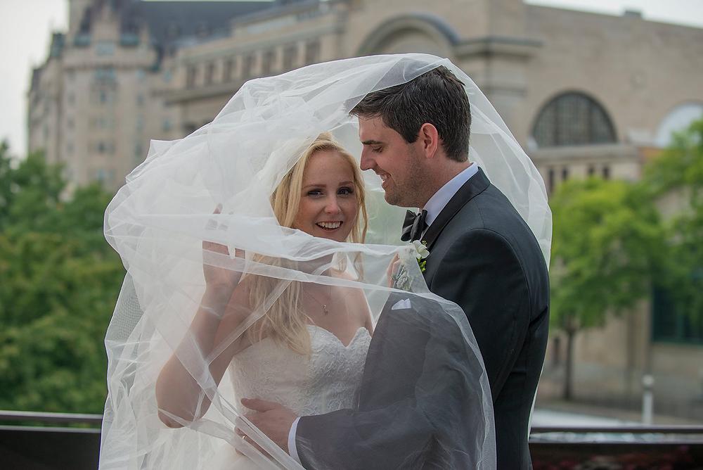 Wedding Veil Photography