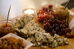 Some grapes, some cheese & a wedding