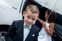 Little wedding people
