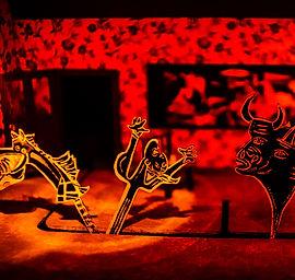 Guerra . Varanda Teatro . Fotos Jos+® Vi