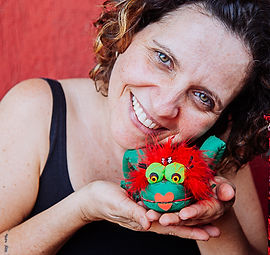 Priscila, a perereca de Amara Hurtado. F