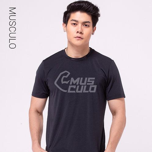 เสื้อยืดกีฬา Cool max เย็นติดแอร์ SS-2019