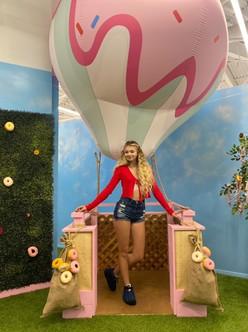 Donut Life Museum-Hot Air Balloon