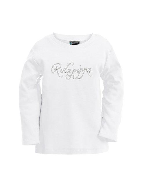 """Langarmshirt """"ROTZPIPN"""" in 4 Farben"""