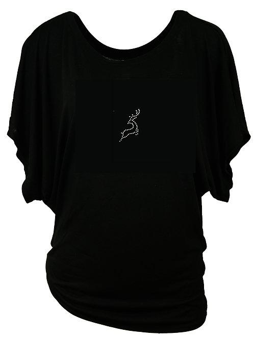 KLEINER HIRSCH Trachtenshirt Fun Shirt
