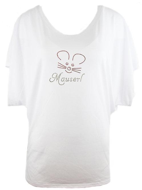 MAUSERL Trachtenshirt Fun Shirt