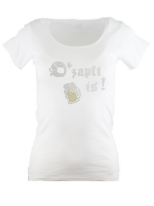 O´ZAPFT IS OKTOBERFEST Trachtenshirt Fun Shirt