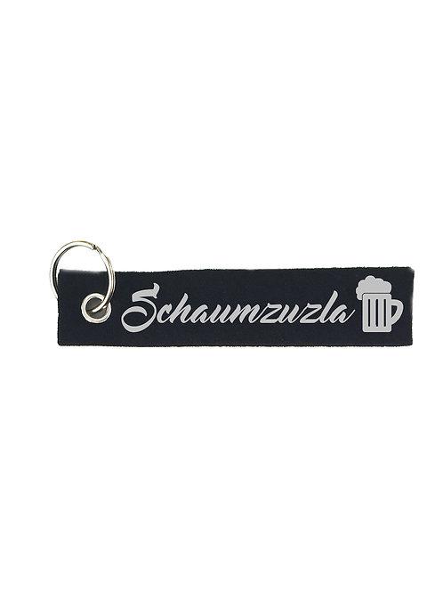 SCHAUMZUTZLA Schlüsselanhänger - Filz Schlüsselbänder