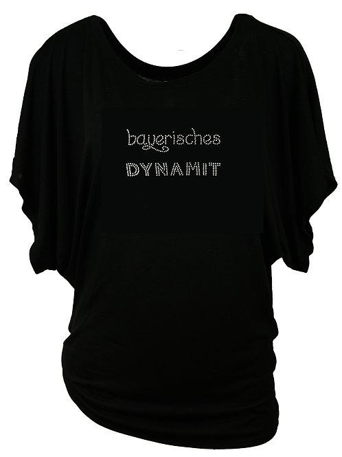 BAYERISCHES DYNAMIT Trachtenshirt Fun Shirt