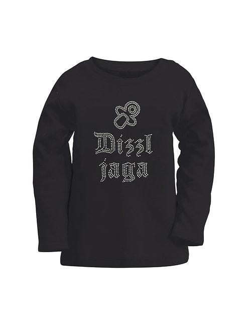 """Langarmshirt """"DIZZL JAGA"""" in 3 Farben"""