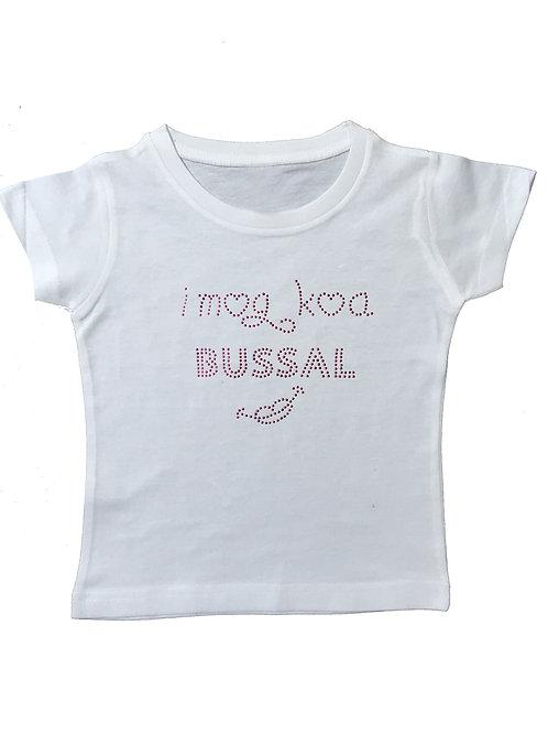 I MOG KOA BUSSAL Kinder Trachten Fun Shirt