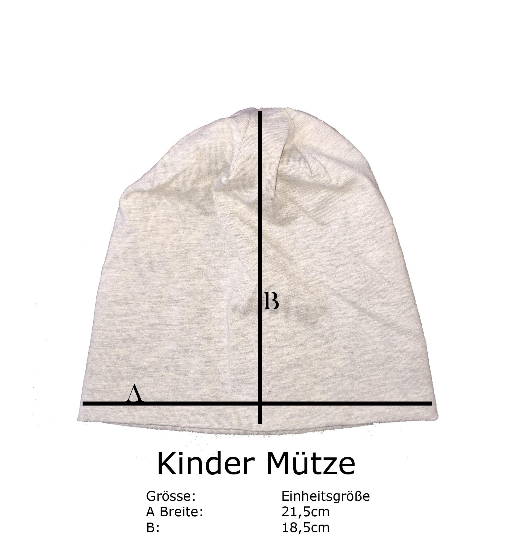 Kinder_Muetze_Beanie_Kindermuetze_Bayerisch_boarisch_grau_Groesse Kopie