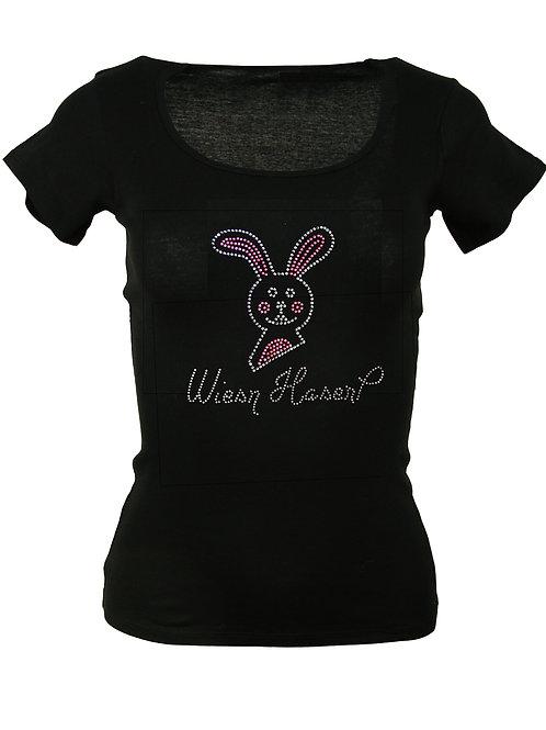 WIESN HASERL Trachtenshirt Fun Shirt
