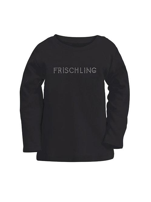 """Langarmshirt """"FRISCHLING"""" in 4 Farben"""