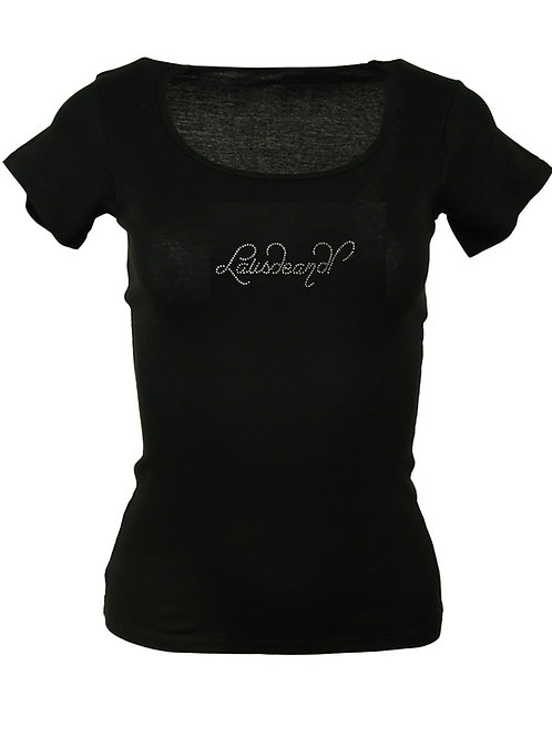 LAUSDEANDL Trachtenshirt Fun Shirt