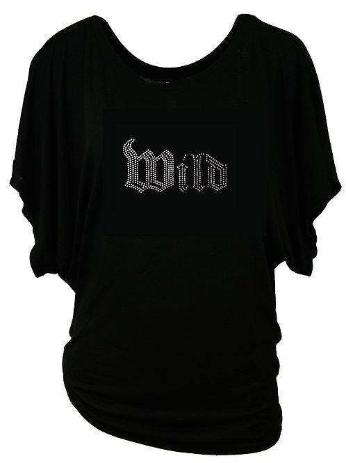 WILD Trachtenshirt Fun Shirt