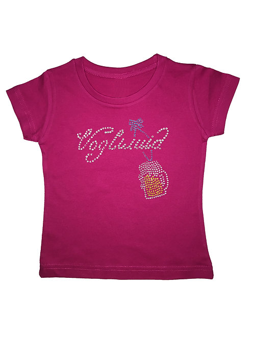 """Kinder Trachtenshirt """"VOGLWUID"""" in 3 Shirtfarben"""