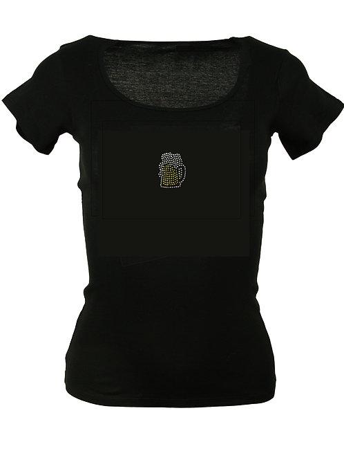 MASSKRUG KLEIN Trachtenshirt Fun Shirt