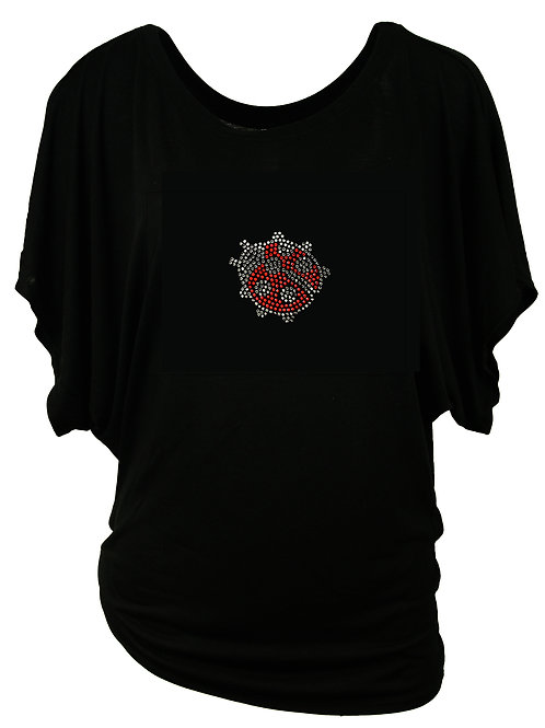MARIENKÄFER Trachtenshirt Fun Shirt