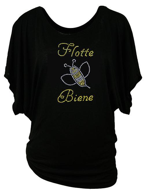 FLOTTE BIENE Trachtenshirt Fun Shirt