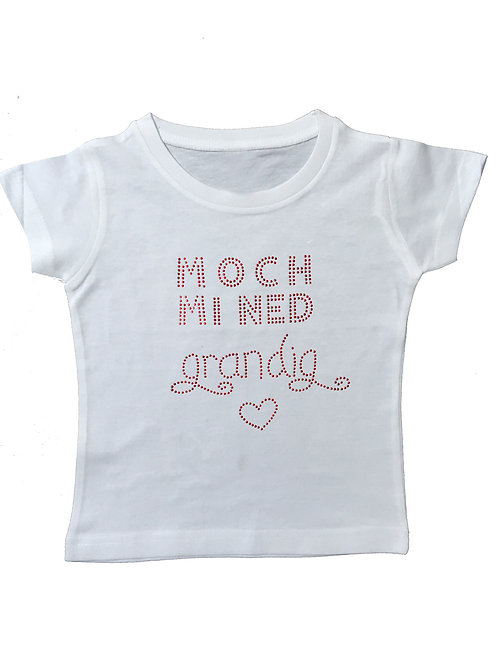 MOCH MI NED GRADIG Kinder Trachten Fun Shirt